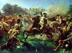Battle of Monmouth, Colonel Tye, Revolutionary War, Joshua Huddy