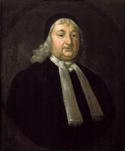 Samuel Sewall, abolition, The Selling of Joseph, salem witch judge