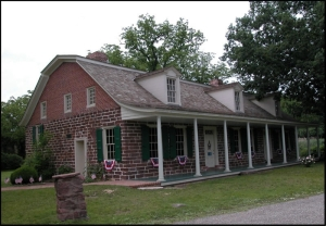 The Steuben House, courtesy Bergen County Historical Society